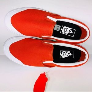 Vans Shoes - VANS Classic Slip On 138 Puréed Pumpkin Sneakers